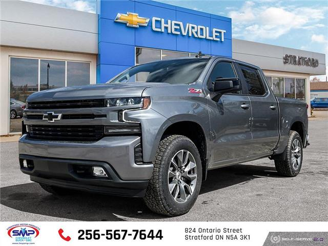 2021 Chevrolet Silverado 1500 RST (Stk: TC2865) in Stratford - Image 1 of 7