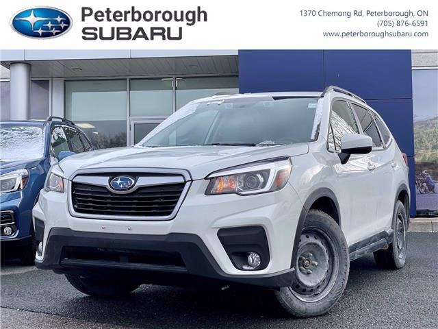 2020 Subaru Forester Touring (Stk: S4590A) in Peterborough - Image 1 of 28