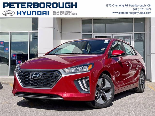 2021 Hyundai Ioniq Hybrid Ultimate (Stk: H12888) in Peterborough - Image 1 of 27