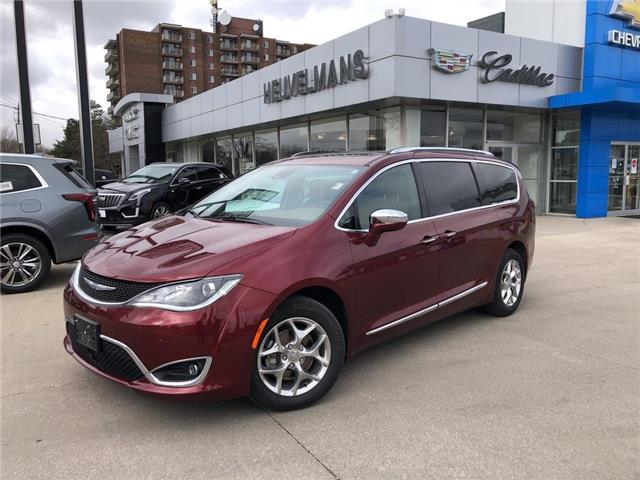 2018 Chrysler Pacifica Limited (Stk: TM232A) in Chatham - Image 1 of 20