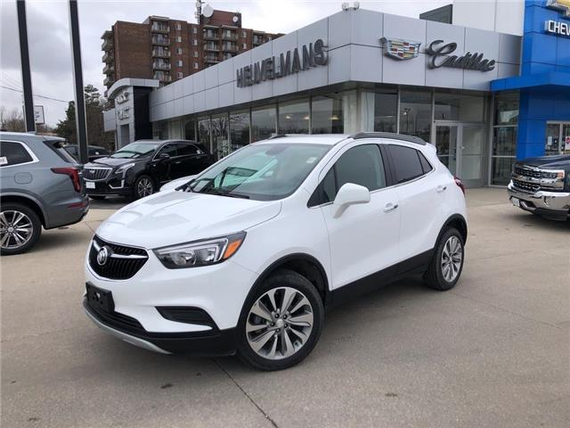 2020 Buick Encore Preferred (Stk: 21050A) in Chatham - Image 1 of 16
