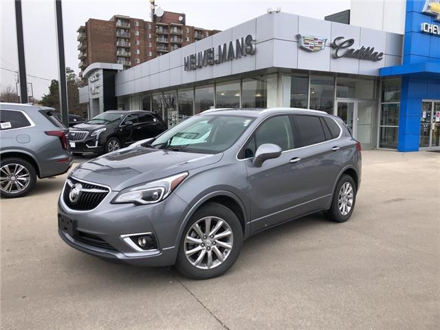 2020 Buick Envision Essence (Stk: 21047A) in Chatham - Image 1 of 20