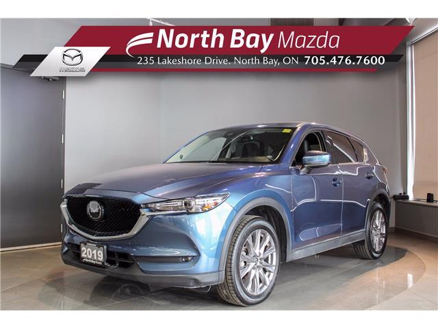 2019 Mazda CX-5 GT (Stk: U6793) in North Bay - Image 1 of 36