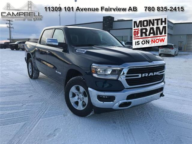 2021 RAM 1500 Big Horn (Stk: 10658) in Fairview - Image 1 of 16