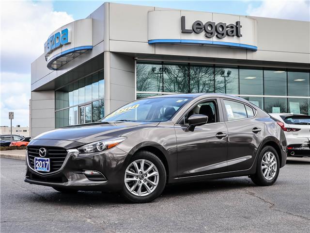 2017 Mazda Mazda3 GS (Stk: 2451LT) in Burlington - Image 1 of 26