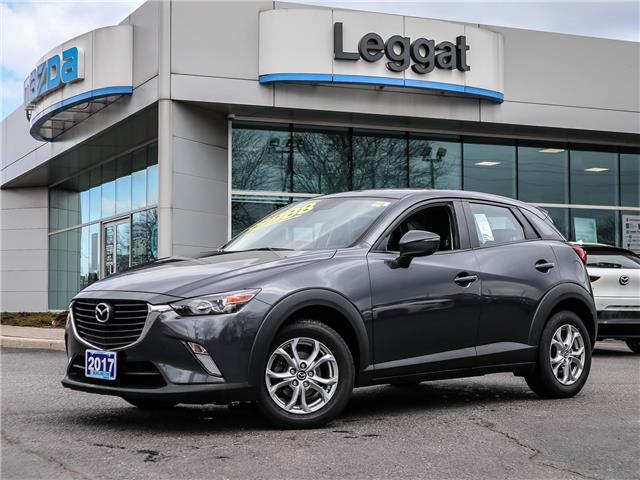 2017 Mazda CX-3 GS (Stk: 2456) in Burlington - Image 1 of 26