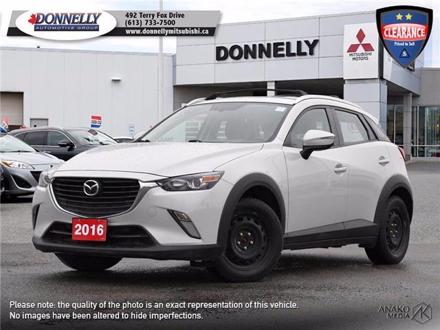 2016 Mazda CX-3 GS (Stk: MU1090) in Ottawa - Image 1 of 24