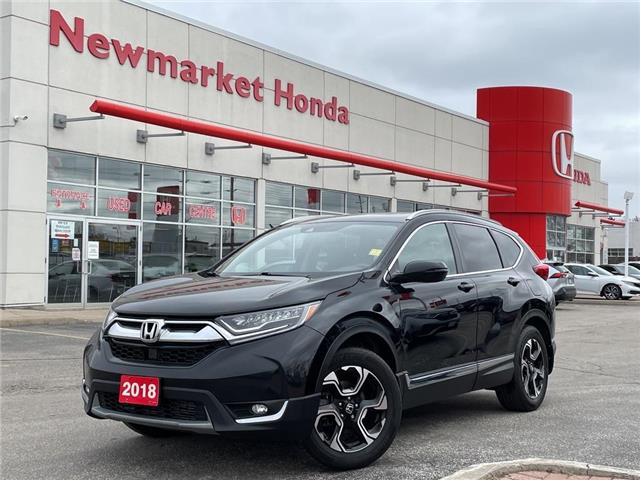 2018 Honda CR-V Touring (Stk: 20-2524A) in Newmarket - Image 1 of 24