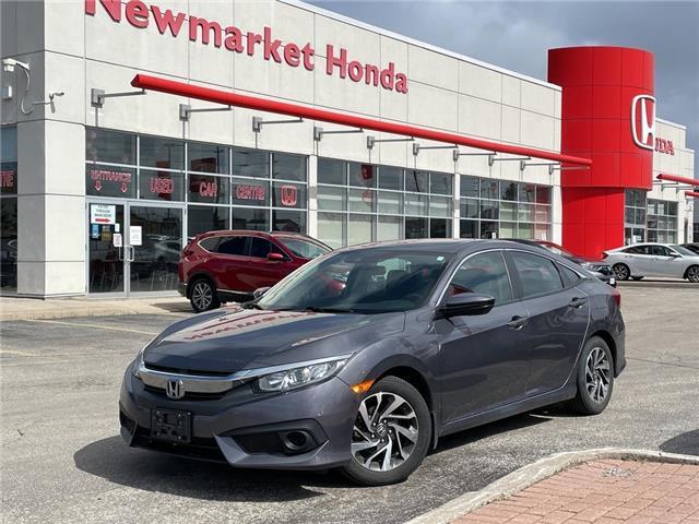 2017 Honda Civic EX (Stk: OP-5574) in Newmarket - Image 1 of 7