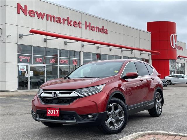 2017 Honda CR-V EX (Stk: 21-3565A) in Newmarket - Image 1 of 23