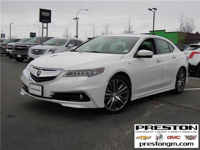 2017 Acura TLX Base (Stk: 1203521) in Langley City - Image 1 of 29