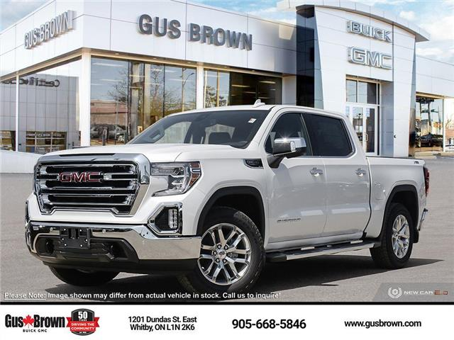 2021 GMC Sierra 1500 SLT (Stk: Z280267) in WHITBY - Image 1 of 23