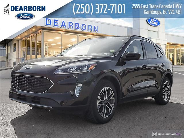 2020 Ford Escape Titanium Hybrid (Stk: KM021) in Kamloops - Image 1 of 26
