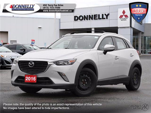 2016 Mazda CX-3 GS (Stk: MU1090) in Kanata - Image 1 of 24