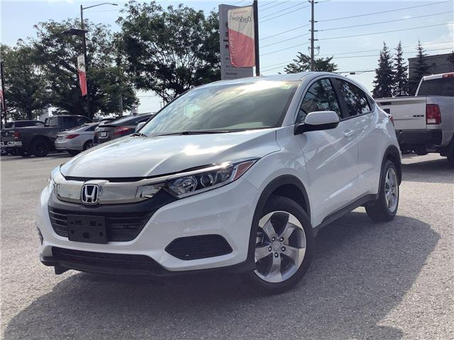 2021 Honda HR-V LX (Stk: 21500) in Barrie - Image 1 of 24