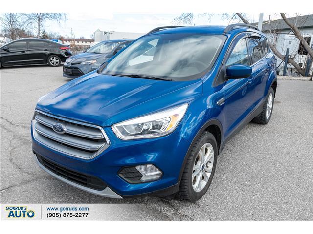2017 Ford Escape SE (Stk: E78979) in Milton - Image 1 of 6