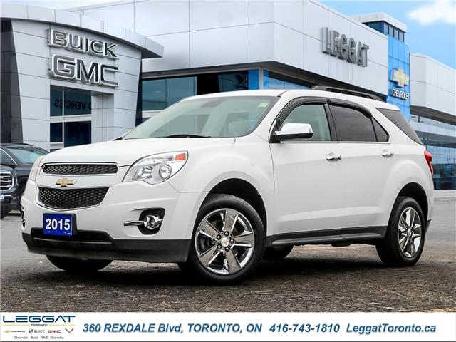 2015 Chevrolet Equinox 2LT (Stk: 190212A) in Etobicoke - Image 1 of 27
