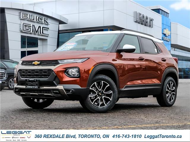 2021 Chevrolet TrailBlazer ACTIV (Stk: 112349) in Etobicoke - Image 1 of 25