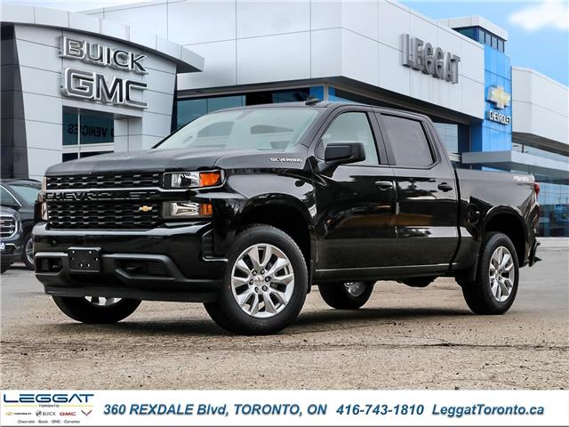 2021 Chevrolet Silverado 1500 Custom (Stk: 260600) in Etobicoke - Image 1 of 24