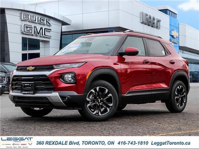 2021 Chevrolet TrailBlazer LT (Stk: 144310) in Etobicoke - Image 1 of 26