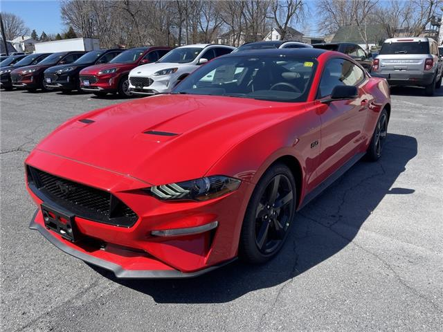 2021 Ford Mustang GT (Stk: 21109) in Cornwall - Image 1 of 14