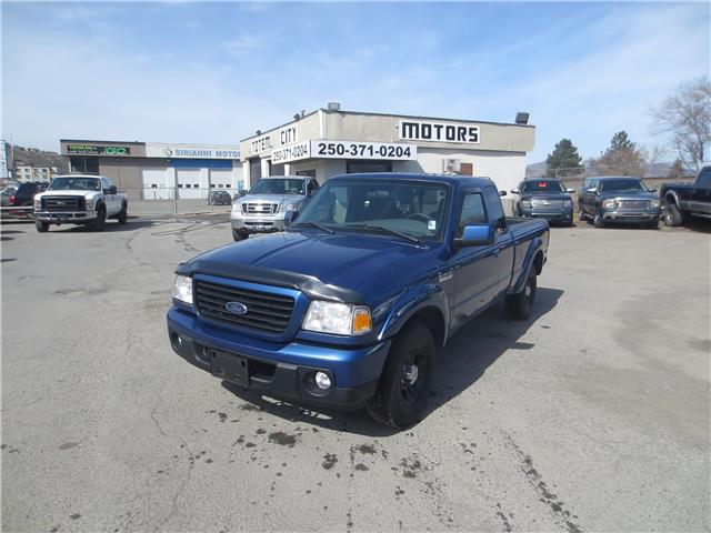 2008 Ford Ranger Sport (Stk: ) in Kamloops - Image 1 of 21