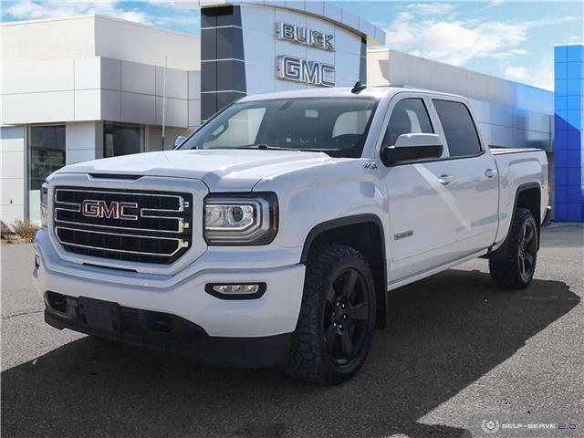 2017 GMC Sierra 1500 SLE (Stk: F3WC2N) in Winnipeg - Image 1 of 26