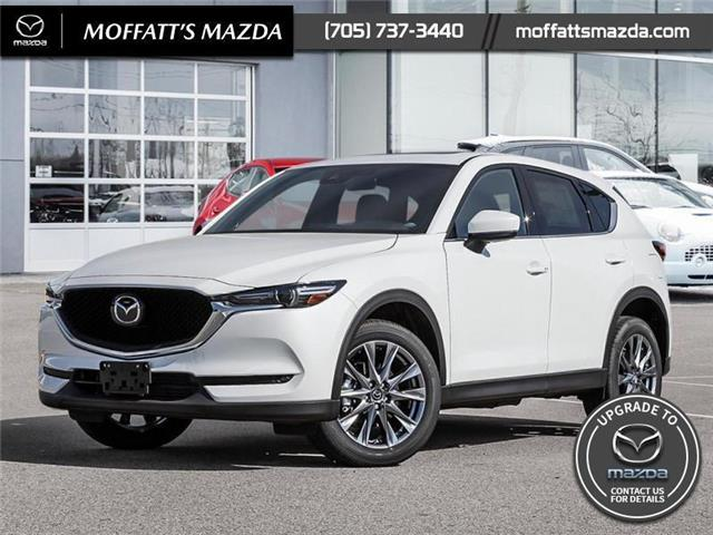 2021 Mazda CX-5 Signature (Stk: P9074) in Barrie - Image 1 of 23