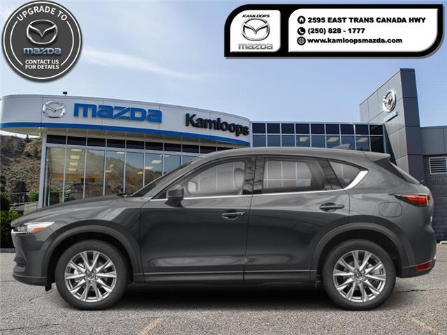 2021 Mazda CX-5 GT w/Turbo (Stk: YM183) in Kamloops - Image 1 of 1