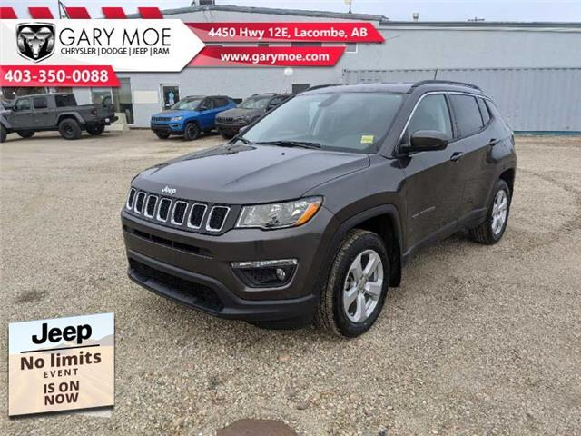 2021 Jeep Compass North (Stk: F212560) in Lacombe - Image 1 of 19