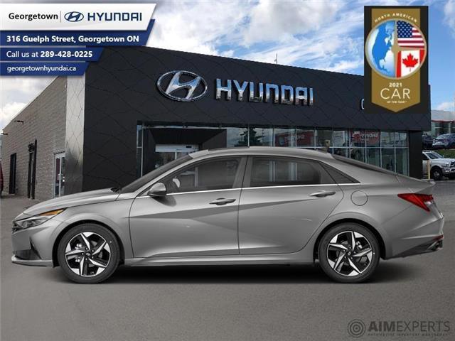 2021 Hyundai Elantra Ultimate Tech (Stk: 1195) in Georgetown - Image 1 of 1