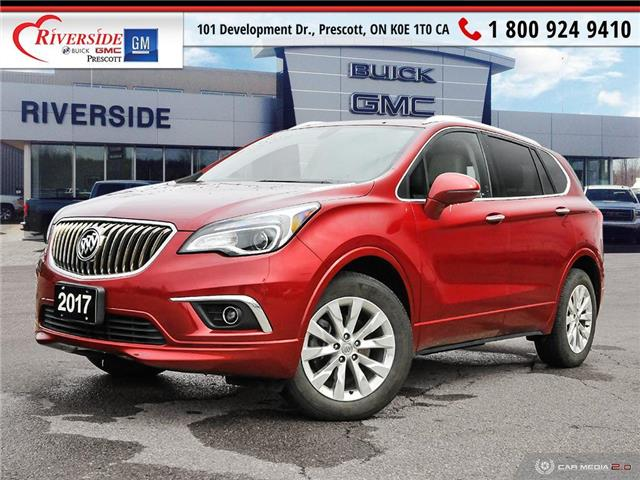 2017 Buick Envision Essence (Stk: 4239A) in Prescott - Image 1 of 27