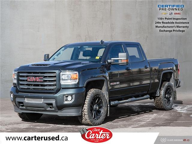 2018 GMC Sierra 2500HD SLT (Stk: 87650U) in Calgary - Image 1 of 27