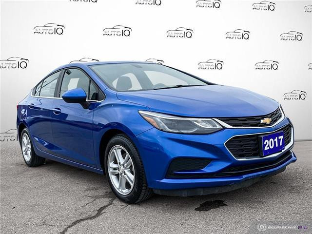 2017 Chevrolet Cruze LT Auto (Stk: 7041BX) in St. Thomas - Image 1 of 28