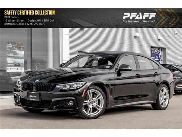 2020 BMW 430i xDrive Gran Coupe (Stk: SU0340) in Guelph - Image 1 of 12