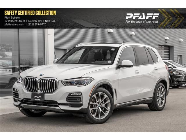 2020 BMW X5 xDrive40i (Stk: SU0350) in Guelph - Image 1 of 22