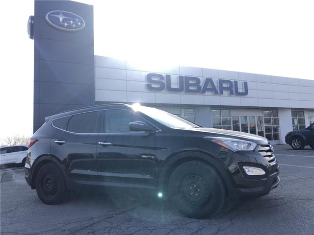 2016 Hyundai Santa Fe Sport 2.0T Limited (Stk: S21014A) in Newmarket - Image 1 of 3