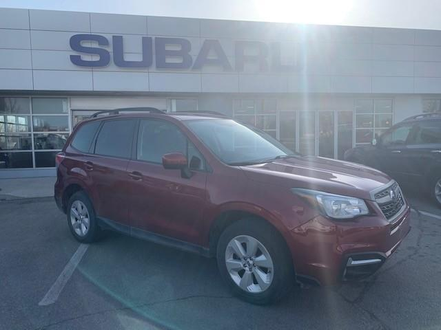 2018 Subaru Forester 2.5i Convenience (Stk: S21212A) in Newmarket - Image 1 of 11