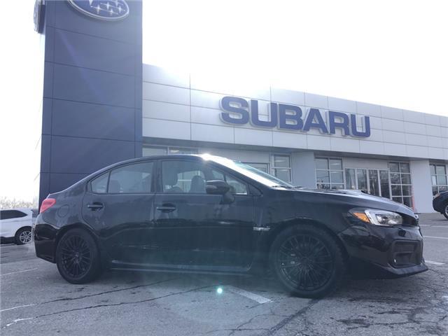 2018 Subaru WRX Sport-tech (Stk: P969) in Newmarket - Image 1 of 6