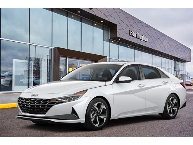 2021 Hyundai Elantra HEV Preferred (Stk: D2943) in Burlington - Image 1 of 3