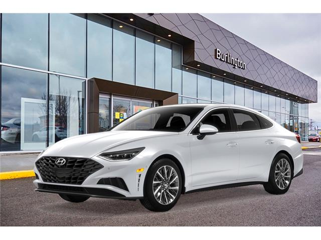 2021 Hyundai Sonata Ultimate (Stk: N2950) in Burlington - Image 1 of 3