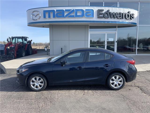 2016 Mazda Mazda3 GX (Stk: 22605) in Pembroke - Image 1 of 8