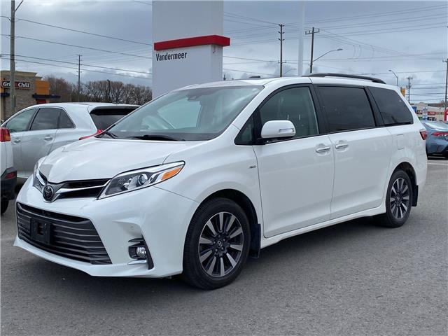 2019 Toyota Sienna XLE 7-Passenger (Stk: W5314) in Cobourg - Image 1 of 1