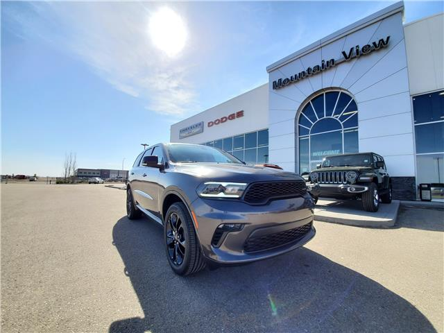 2021 Dodge Durango GT (Stk: AM060) in Olds - Image 1 of 27