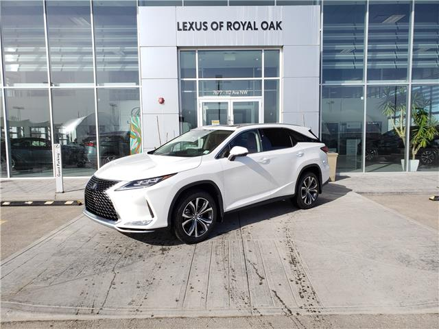 2021 Lexus RX 350L Base (Stk: L21291) in Calgary - Image 1 of 16