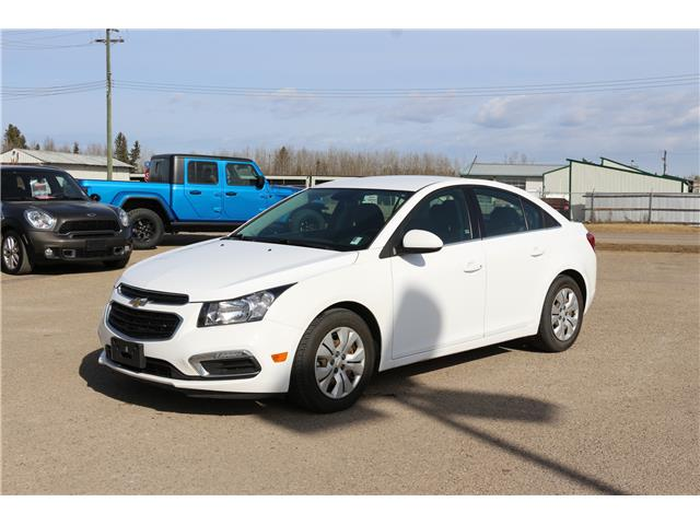 2015 Chevrolet Cruze 1LT (Stk: MP034) in Rocky Mountain House - Image 1 of 21