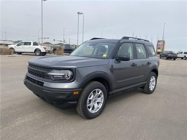 2021 Ford Bronco Sport Base (Stk: MBR011) in Fort Saskatchewan - Image 1 of 19