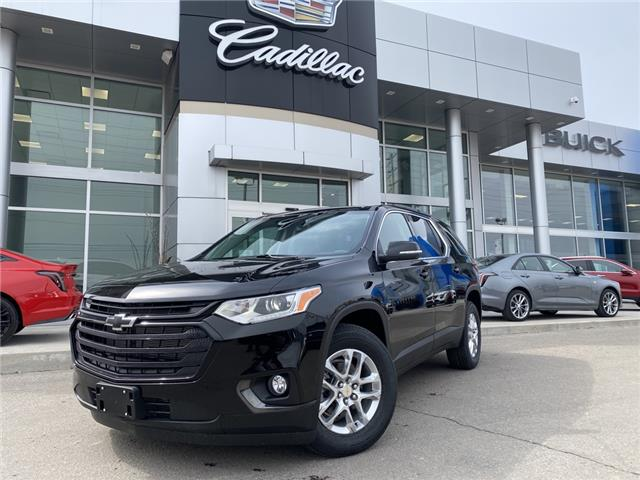 2021 Chevrolet Traverse LT Cloth (Stk: J143526) in Newmarket - Image 1 of 30