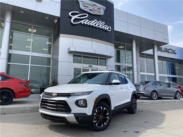 2021 Chevrolet TrailBlazer LT (Stk: B131648) in Newmarket - Image 1 of 25