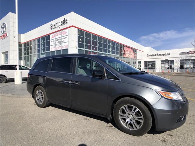 2012 Honda Odyssey EX-L (Stk: 210389A) in Calgary - Image 1 of 26